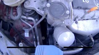 видео Двигатель Volkswagen Polo Sedan 1.6 с 2010 гг.
