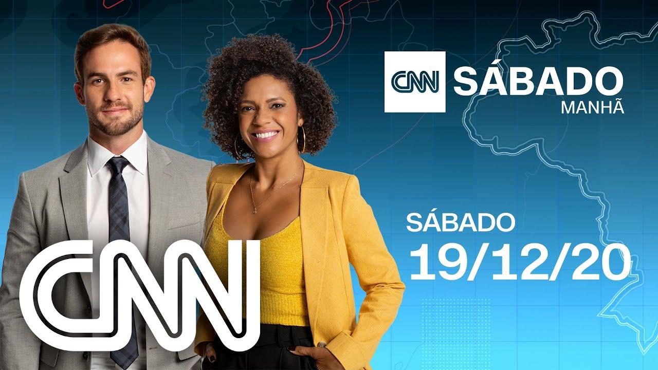 CNN SÁBADO MANHÃ - 19/12/2020