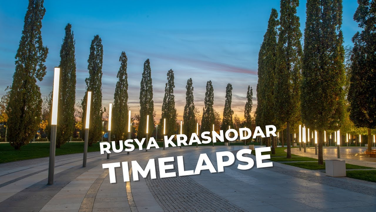 time in krasnodar