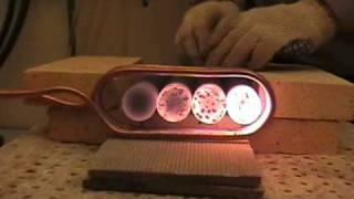 Индукционный кузнечный нагреватель на ВЧ-40АВ