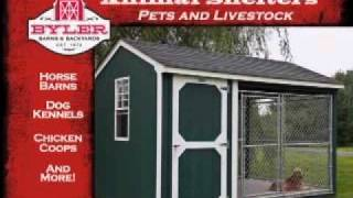Examples Of Our Horse Barns, Run In Sheds, Shelters, Storage Buildings, Furniture, And More!!