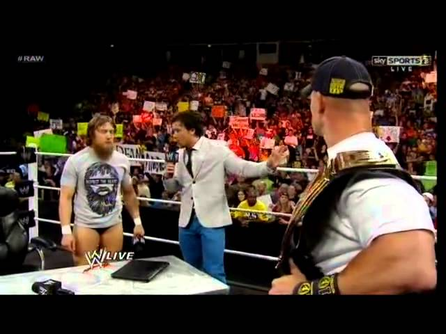 WWE Raw 7/22/2013 (July 22nd 2013) (HDTV) Part 1/5 Travel Video