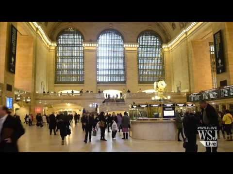 Grand Central: A Time-Lapse of Manhattan's Gateway