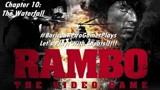 Rambo: The Video Game (PC) (Chapter 10 with cheats)