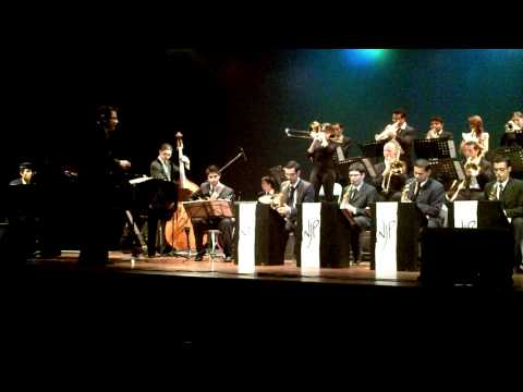 New Jazz Project Big Band Costa Rica - Doxy