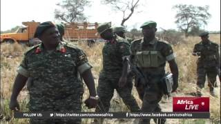 South Sudan rebels claim to shoot down Ugandan aircraft