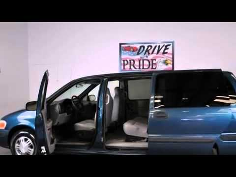 Pre-Owned 2003 Chevrolet Venture Houston TX