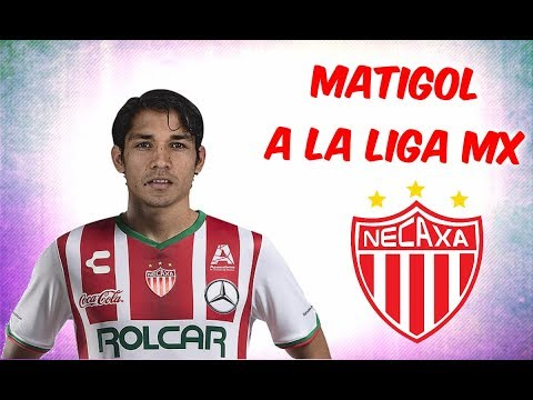 OFICIAL MATÍAS FERNÁNDEZ nuevo JUGADOR del NECAXA para el APERTURA 2017