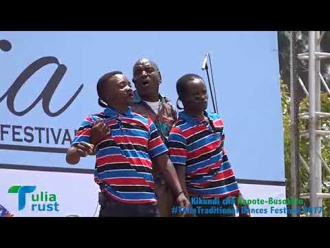 KAPOTE BUSOKELO Walivyommwagia sifa Dr Tulia kwenye hii ya Mbeya