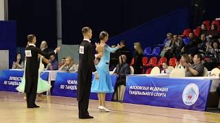 Миронов Евгений - Кириллова Алиса, Финал, Медленный вальс