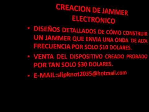 Jammer slot colombia