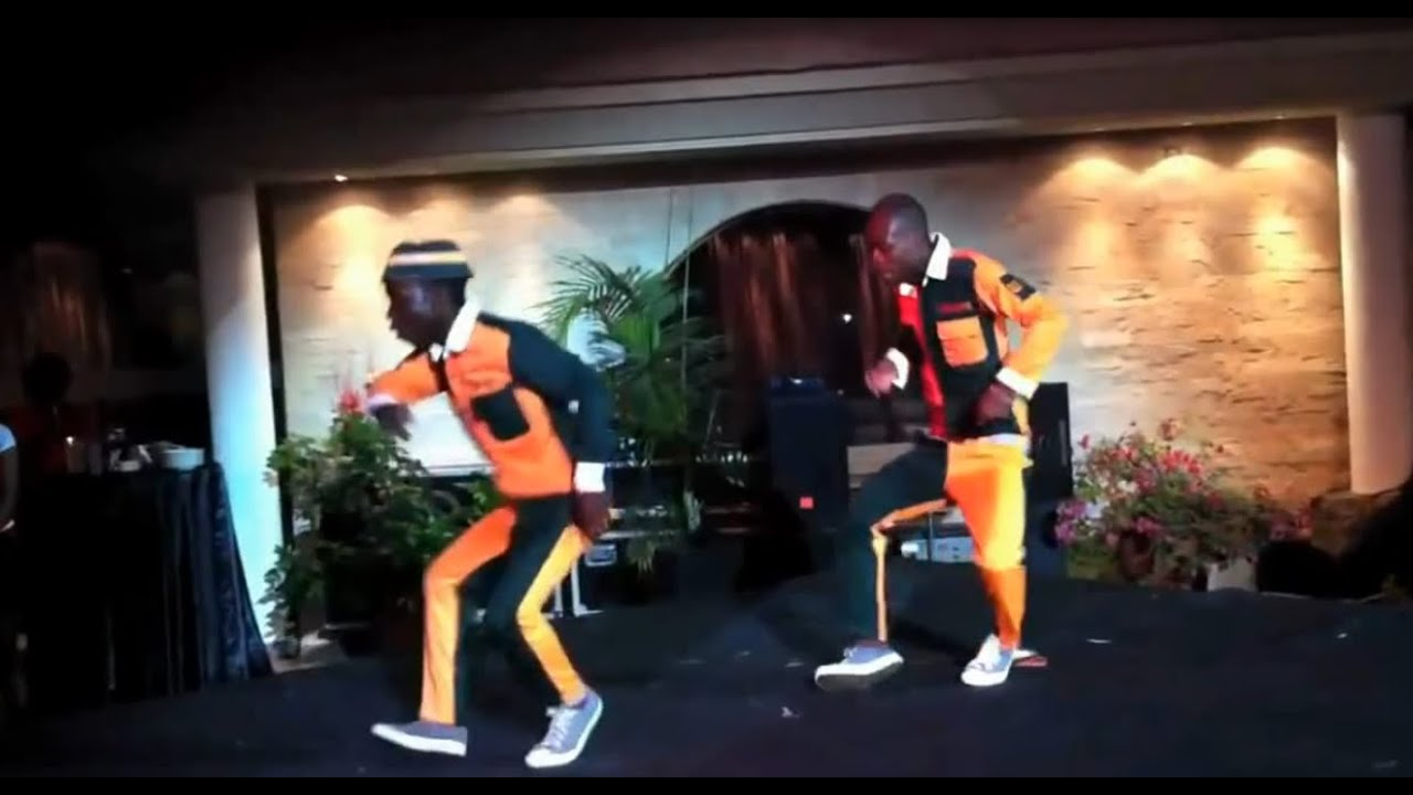 Tofo Tofo South African Funky House 2015 Best Dance Group