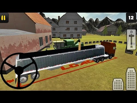 Farm Truck 3D Harvest - Android Gameplay HD