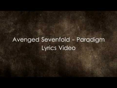 Avenged Sevenfold Paradigm Lyrics