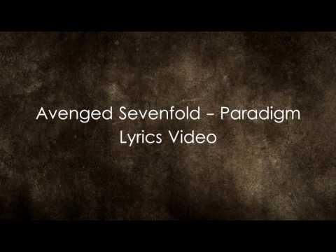 Avenged Sevenfold Paradigm Lyrics