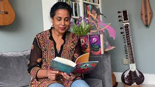 Sayantani DasGupta reads The Serpent's Secret
