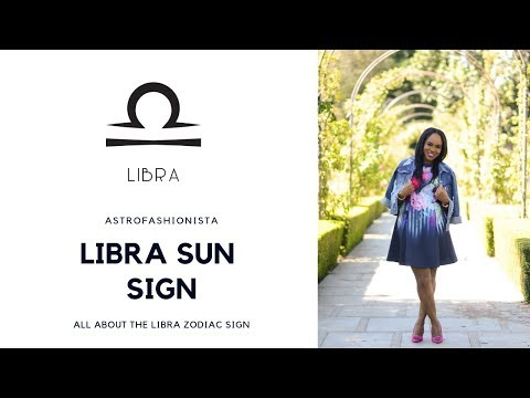 ALL ABOUT LIBRA ZODIAC SIGN