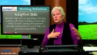 Autism Jargon: Adaptive Skills