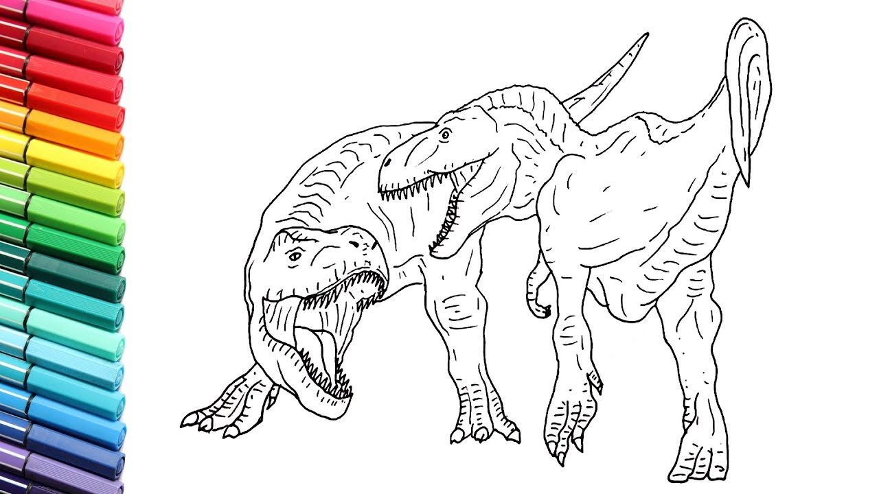 Dinosaur Coloring Pages PNG and Dinosaur Coloring Pages ... | 720x1280