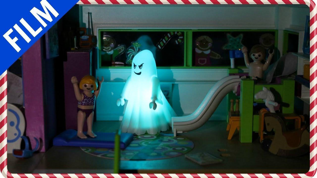 Playmobil Film deutsch Der Weihnachtsgeist - PlaymoGeschichten - YouTube