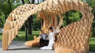 Beautiful Wooden Gazebos a Place to Relax