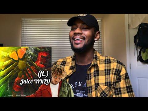 Halsey - Without Me ft Juice Wrld 🔥 REACTION