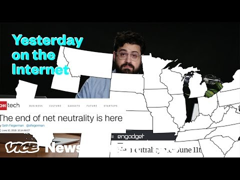 Net Neutrality Is Dead, But How Dead Is It? (HBO)
