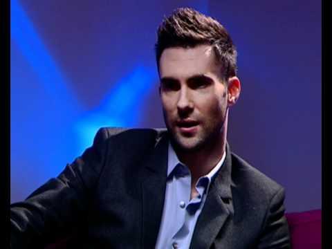 James and Adam of Maroon 5 interviewed