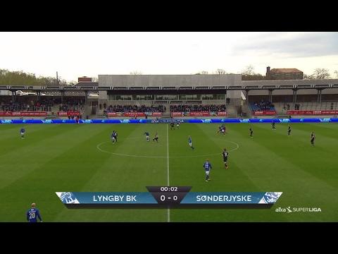 Lyngby Boldklub – SønderjyskE (7-5-2017)