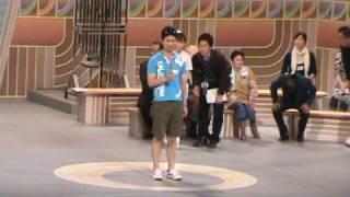 NHKのど自慢予選会にて、ポルノグラフティーのミュージックアワーを歌う...