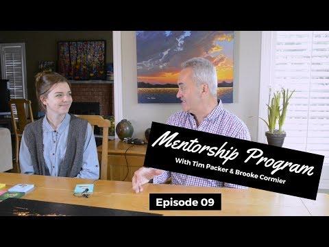 Social Media Sales - Tim Packer Mentorship Program with Brooke Cormier: Episode 9
