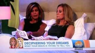 Lauri on the Today Show with Kathie Lee and Hoda