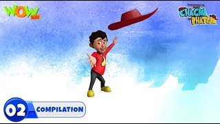 Chacha Bhatija Non stop 3 episodes | 3D Animation for kids | #2