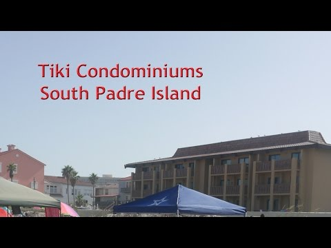 South Padre Condo Tiki 123