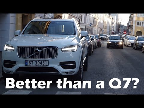 Why The New Volvo XC90 Is Better Than The XC60!