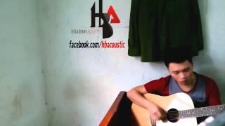[Guitar cover] Chút nắng chút mưa - Hoàng Tôn demo