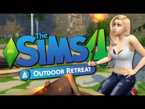 RUINED WEENIE ROAST - The Sims 4 Funny Highlights #75 |