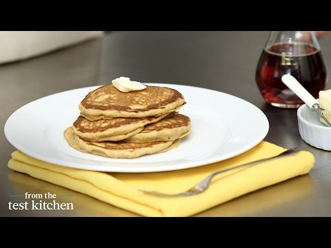 Gingerbread-Pancakes Recipe Everyday Food From the Test Kitchen