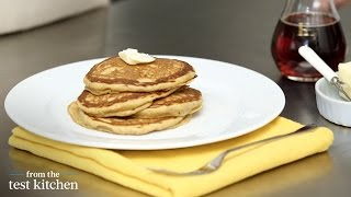 Gingerbread-pancakes Recipe - Everyday Food - From The Test Kitchen