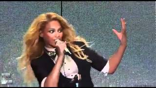 Beyonce Run The World (Live X Factor Instrumental) With Background Vocals