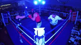 Ultra White Collar Boxing | Wakefield | Alex Reynolds VS Ry Harrap