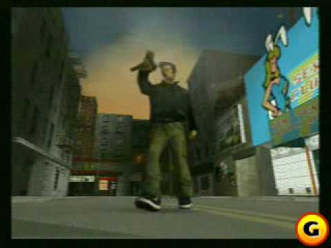 Grand Theft Auto III: E3 Teaser