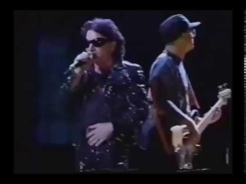 U2 - Washington, USA 16-August-1992 (Full Concert With Enhanced Audio)