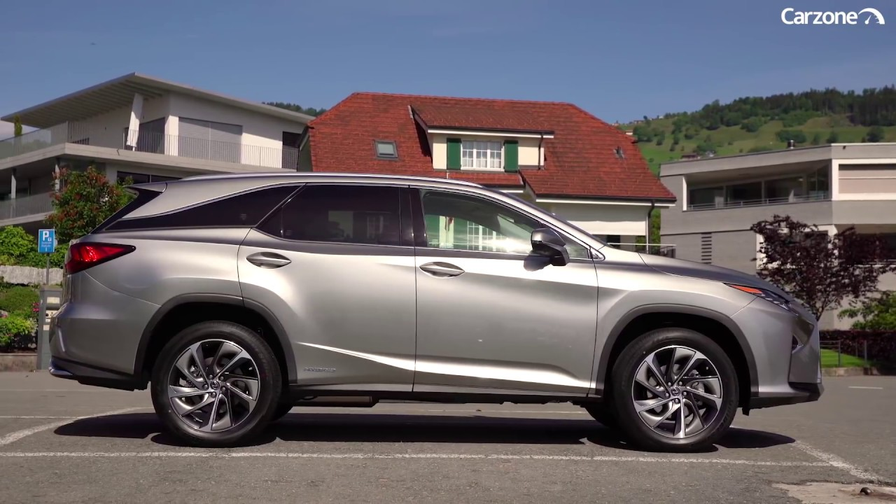 Superior 2019 Lexus RX L Review | The Best 7 Seater Hybrid SUV?
