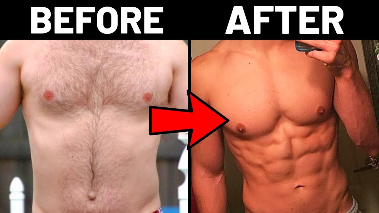 how to lose fat and gain muscle workout routine