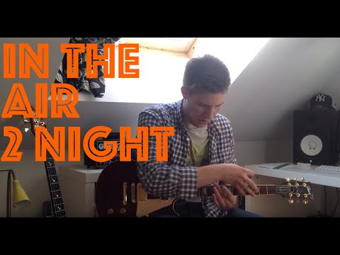 In the Air Tonight Phil Collins Guitar Cover by Mika Leicht