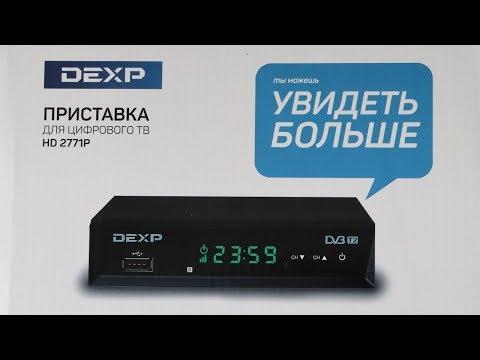 DEXP HD 2771P