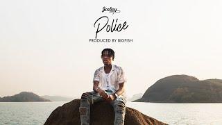 Joeboy - Police (Lyric Visualizer)
