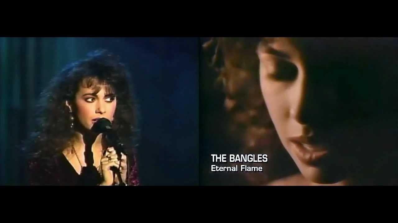 Eternal Flame Bangles The Bangles Susanna Hoffs Eternal Flame Larcs By Dcsabas