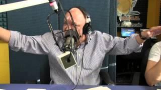 Federico 55 cantando el merengon en Elmismogolpe con Jochy